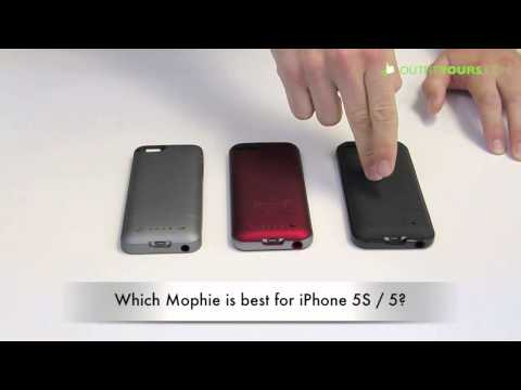 Which is the best mophie iPhone battery case?