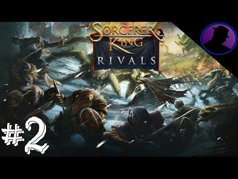 Let's Play Sorcerer King Rivals - Part 2 - Spider Too Weak!