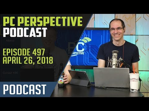 Podcast #497 - Ryzen X470 NVMe performance, Samsung 970 performance, and more!