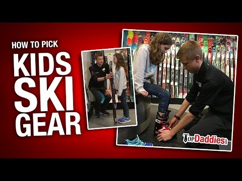 Tips From Sport Chek on Picking Ski Gear For Kids