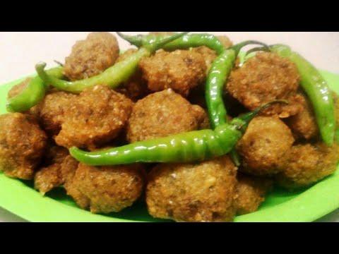 દાલવડા||dalwada recipe||dal vada recipe step by step