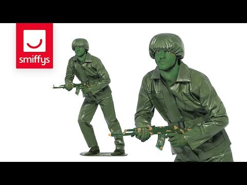 Toy Soldier Army Costume