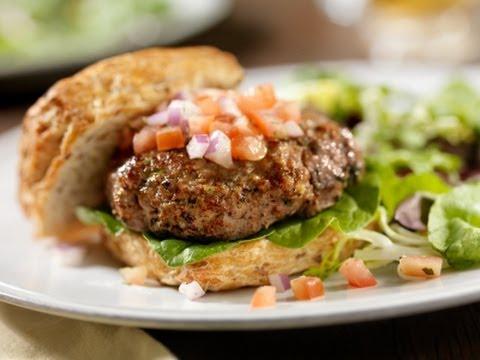 Bison Burger: Ultimate Memorial Day Menu