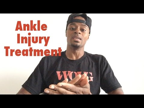 How To Deal With An Ankle Injury in Basketball | Dre Baldwin