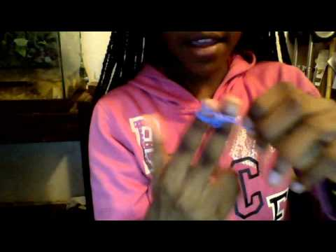 how to make a fishtail rubber band bracelet with your hands