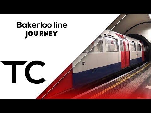London Underground: Bakerloo Line Paddington To Edgware Road