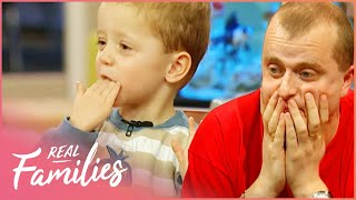 Parents Have Breakthrough with Fussy Eater Son | The House of Tiny Tearaways S1 EP2