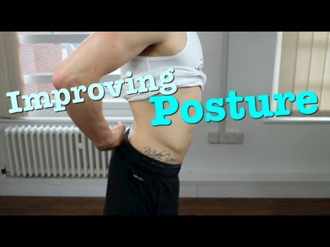 IMPROVE YOUR POSTURE - LORDOSIS / ANTERIORLY TILTED PELVIS