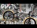 MAX VU BUILDS UP NEW 2018 CULT BMX JUVENILE 18