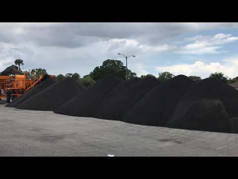 PavementGroup PG200 Pugmill system producing cold mix asphalt 518-218-7676 1of4
