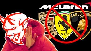 Dodge Demon vs Lamborghini, McLaren 720s, Porsche 911, Ferrari 488 DRAG RACING | Demonology