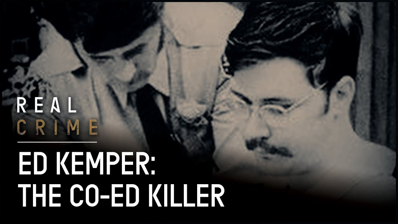Real Life Mindhunter Killer | Was Edmund Kemper Born to Kill? | Real Crime