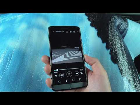 How to Stop Video from automatically pausing when phone is upside down (Android)
