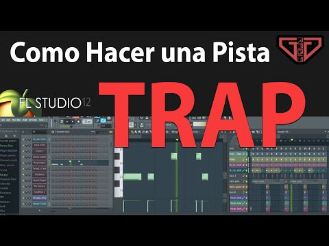Como hacer una Instrumental de TRAP en FL Studios 12  (Tutorial en Español)