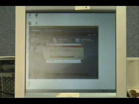 Blackberry backup procedure