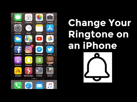 How To Change Your Ringtone or Alert on iPhone