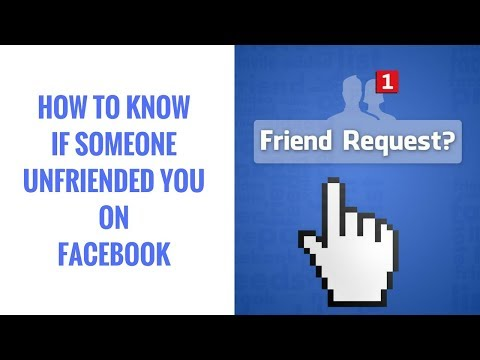 How To Know If Someone Unfriended or Blocked You On Facebook?