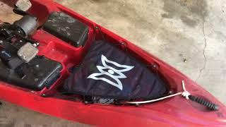 Old Town's Topwater PDL Kayak Walkthrough (ACK at ICAST 2018)