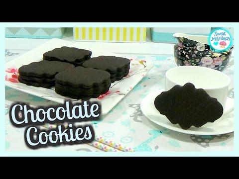 The Best Chocolate Sugar Cookies | Sweet Maniacs 💜