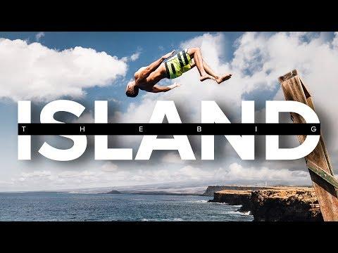 The BIG ISLAND ADVENTURE - Matt Komo