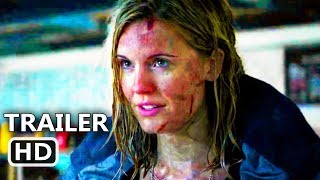THE HURRICANE HEIST Official Trailer (2018) Maggie Grace, Action Movie HD