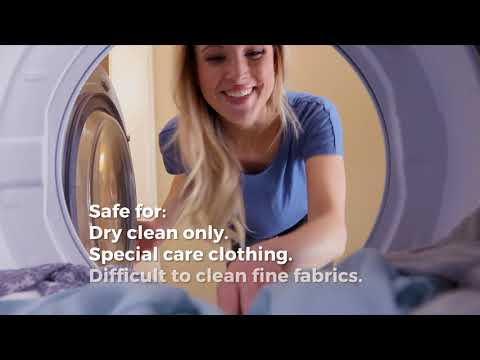 Woolite® At-Home Dry Cleaner - Save Money Dry Cleaning At Home in Minutes!