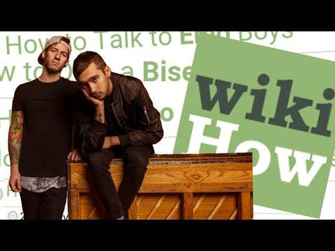 Twenty One Pilots ANSWER Wikihow Articles (part 3)