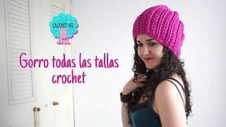 Tutorial boina caída a crochet en todas... 10 months ago 163fdd255a4