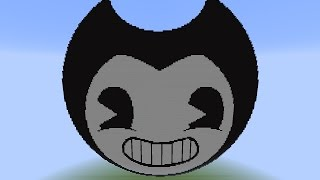 Minecraft Bendy And The Ink Machine | Bendy Speed Build