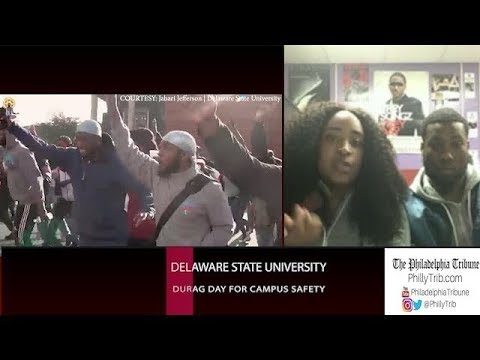 Delaware State University #DuragDay for campus safety