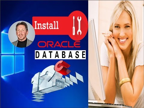 Install Oracle Database 12c Release 2 on Windows 10 Professional 64 bit
