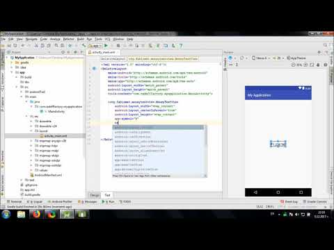 Using MoneyTextView library in Android Studio