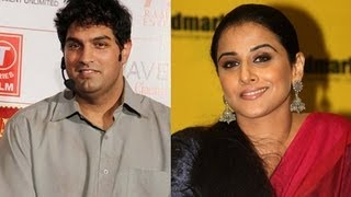 Download Vidya Balan Is Nautanki Says, Kunal Roy Kapoor (Brother In Law) Video