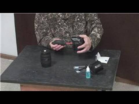 Photography Equipment & Info : How to Clean Inside Camera Lenses