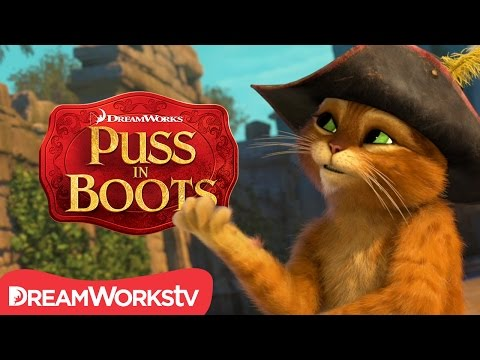 Are Cats Really The Best? | NEW PUSS IN BOOTS