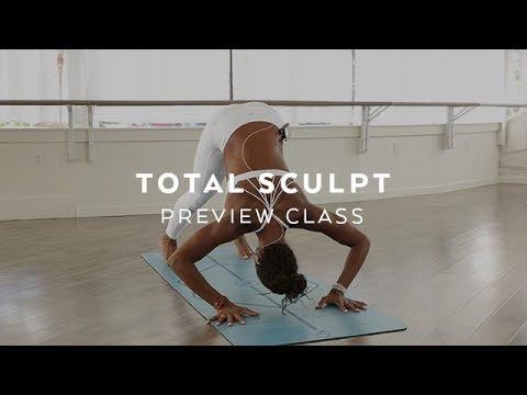 Total Sculpt HIIT Workout with Koya Webb