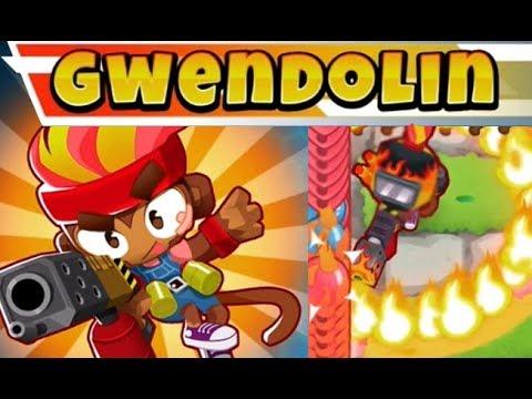 Bloons TD 6 - Full Hero Guide GWENDOLIN - PakVim net HD