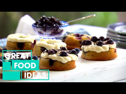 Blueberry Cheesecake Donuts | Food | Great Home Ideas