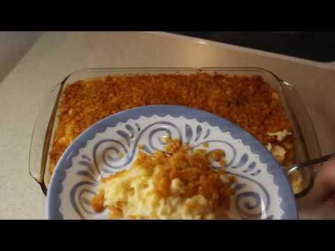 Hash Brown Casserole, Potatoes Delicious (Texas Hash)