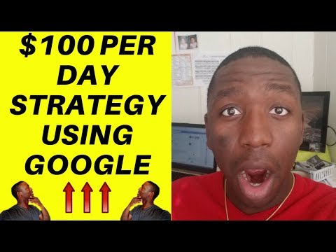 How To Make $100 A Day For Beginners Using Google Email Alerts