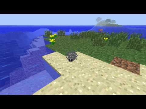 Minecraft Beta 1.8 - Silverfish