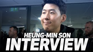 HEUNG-MIN SON ON INCREDIBLE NIGHT IN MANCHESTER | Man City 4-3 Spurs (4-4 on agg)