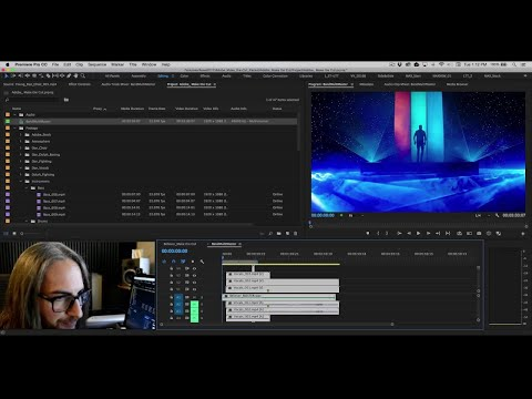 How to Create a Multicam Sequence with Audio Synchronization | Adobe Premiere Pro CC