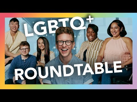 First Kisses & Pride Parties: LGBTQ Roundtable