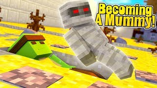 HOW TO BECOME A MUMMY w/ TinyTurtle