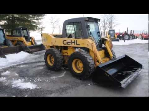 GEHL 7800 For Sale
