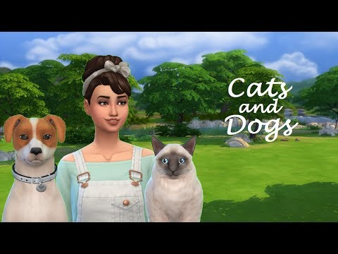 The Sims 4 | Cats and Dogs | Part 7 | Finding Criminals