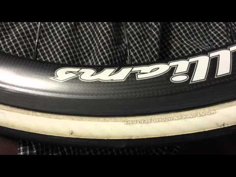 Carbon Bicycle Wheel Care and Maintenance
