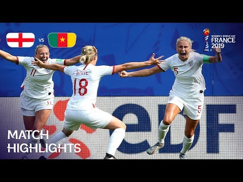 Xxx Mp4 England V Cameroon FIFA Women's World Cup France 2019™ 3gp Sex