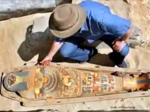 How did Ancient Egyptians mummify their dead?